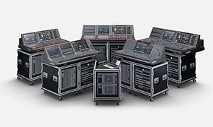 Audio Mixers & Processors